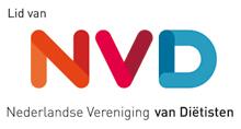 Dianne Berger Dieetadvisering is lid van de NVD
